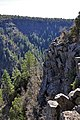 Oak Creek Canyon seen from the overlook vista (4106750443).jpg