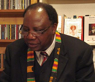 Théophile Obenga - Théophile Obenga in a 2009 photograph