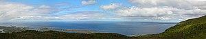 Smøla (island) - Image: Oceanview from Leirsaetra Tustna