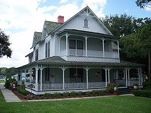 Ocoee, Florida - The Withers-Maguire House