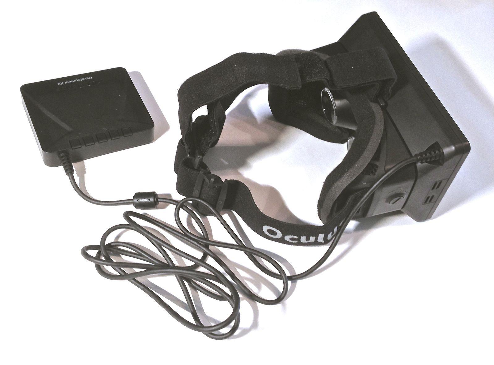 File:Oculus Rift Dev Kit.jpg