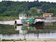 Oderfähre Güstebieser Loose-Gozdowice