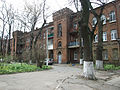 Odesa Artillery school Apartment building 3-3.jpg