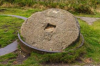 Odin Mine - The crushing wheel
