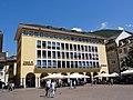 Offices of Südtiroler Sparkasse – Cassa di Risparmio di Bolzano, Walther Square, Bolzano.jpg
