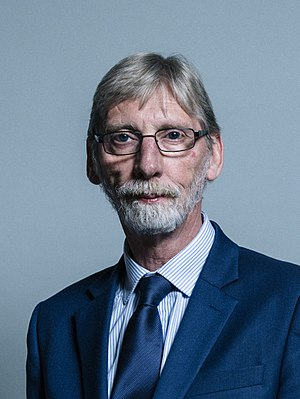 George Howarth - Image: Official portrait of Mr George Howarth crop 2