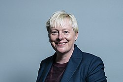 Official portrait of Ms Angela Eagle crop 1