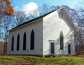 Wantage Township, New Jersey - Old Clove Presbyterian Church