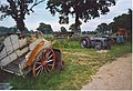 Old Farm Machinery at Brinsbury Campus. - geograph.org.uk - 187255.jpg