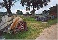 Old Farm Machinery at Brinsbury Campus. - geograph.org.uk - 187255.jpg
