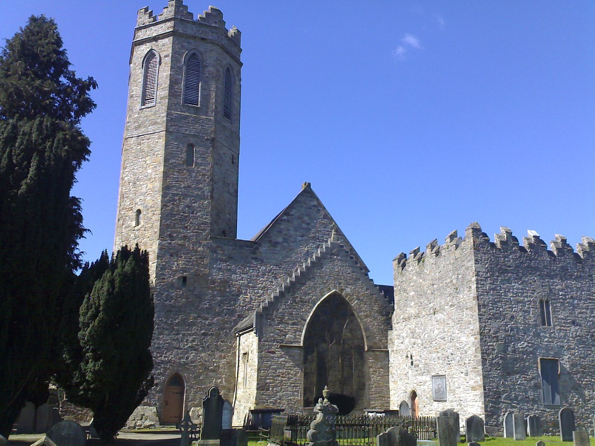 Old St. Mary's Church - Wikidata