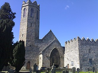 Clonmel - Old St. Mary's Church