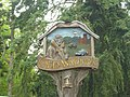 Old Warden Village Sign - panoramio.jpg
