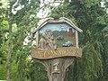 Old Warden Village Sign - panoramio.jpg