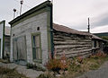 Old building, Carcross, Yukon (15077255090).jpg