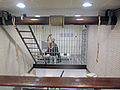 Old gallows and model cell at Hong Kong Correctional Services Museum.jpg