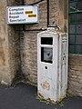 Old petrol pump - geograph.org.uk - 213722.jpg