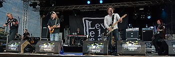 The Levellers at Olgas Rock Festival in 2015