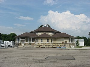 Tecumseh High School (New Carlisle, Ohio) - Olive Branch High School