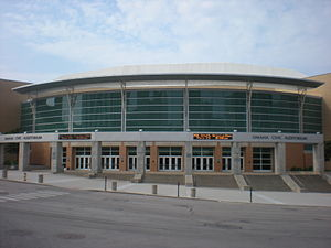Omaha Civic Auditorium - Omaha Civic Auditorium