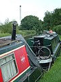 "On canal towpath, heading south, facing ""Smokey Joe"" - geograph.org.uk - 305964.jpg"