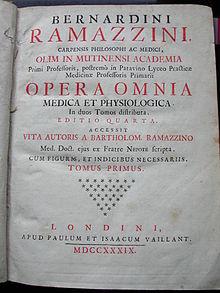 Opera omnia, Londra 1739