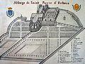 Orbais abbaye st-Pierre plan.jpg