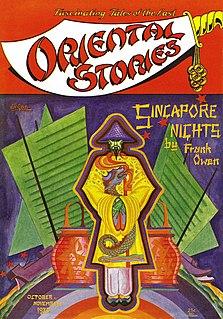 <i>Oriental Stories</i>