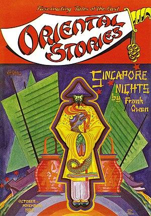Oriental Stories October-November 1930