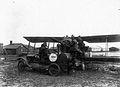 Orly Aerodrome - Fueling truck Salmson 2A2 Field 1.jpg