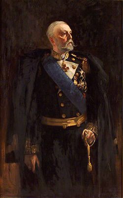 Oscar II of Sweden painted by Oscar Björck in 1893.jpg