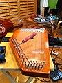 Oscar Schmidt Autoharp - Chandan's autoharp, bfor recording session.jpg