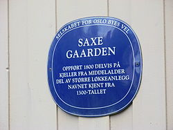 Photo of Blue plaque number 8454