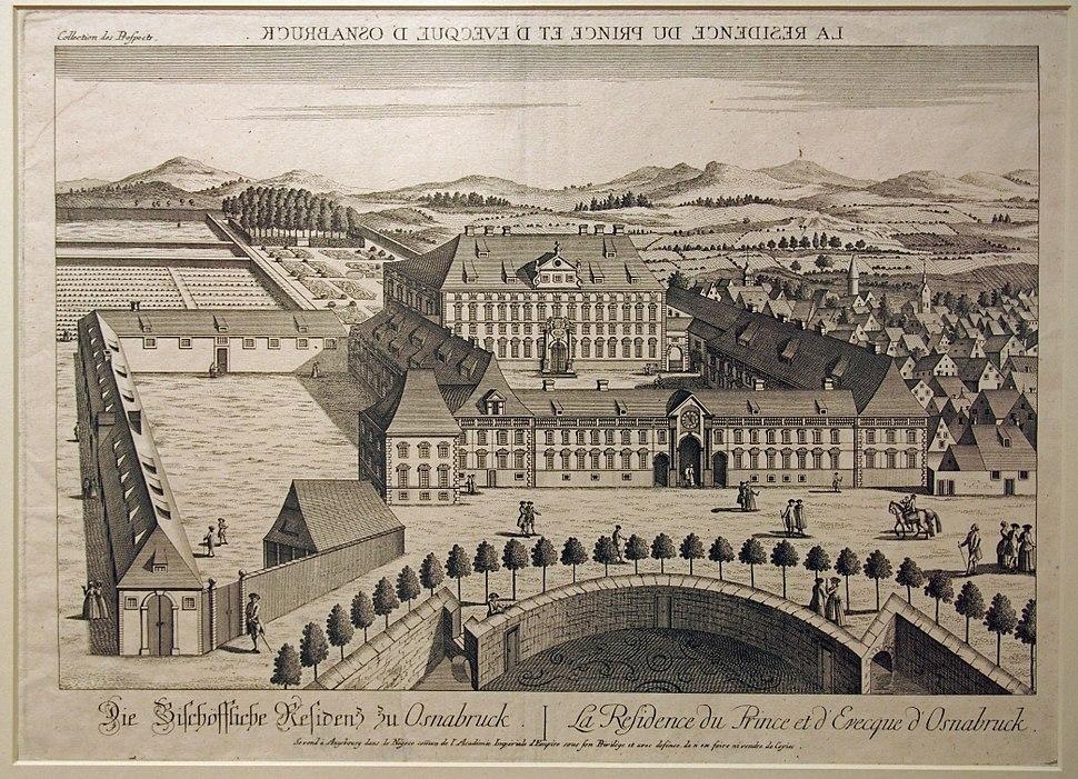 Osnabrück Bischöfliche Residenz (1777)@01