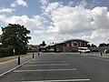 Oundle Church of England Primary School entrance.jpg