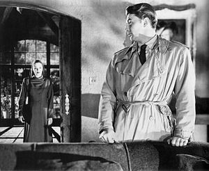 Out of the Past - Robert Mitchum and Jane Greer in Out of the Past