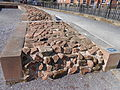 Outer wall of Roman amphitheatre, Chester (8).JPG