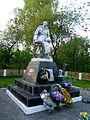 Ovadne Vol-Volynskyi Volynska-brotherly grave of soviet border guards-general view-1.jpg