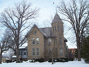 University of Wisconsin–Oshkosh - Oviatt House