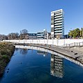 Oxford Apartments and River Avon, Christchurch, New Zealand.jpg