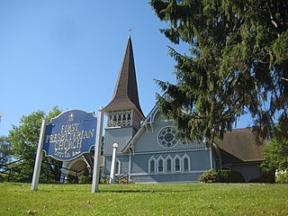 First Presbyterian Church of Oyster Bay United States historic place