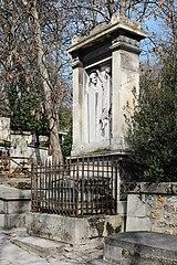 Luigi Cherubini's tomb