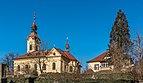 Pörtschach Pfarrkirche hl Johannes der Täufer und Pfarrhof 31122017 2197.jpg