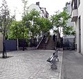P1020315 Paris XII Rue des Meuniers passerelle rwk.JPG