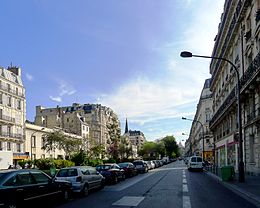 image illustrative de l'article Boulevard des Batignolles (Paris)