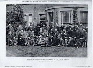 Photographic Convention of the United Kingdom