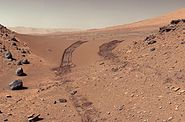 PIA17944-MarsCuriosityRover-AfterCrossingDingoGapSanddune-20140209