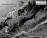 PIA18780-MarsCuriosityRover-HIRISE-PlannedRouteMap-PahrumpHills-MountSharp-20140911