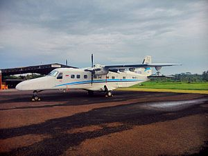 Susi Air - Dornier Do 228