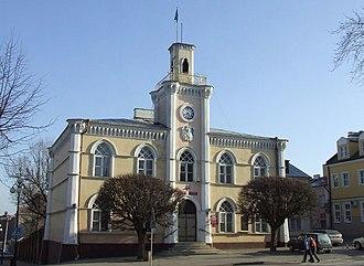 Ciechanów - Ciechanów City Hall